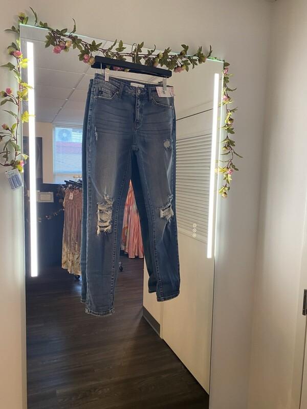 Oh boy crop jeans