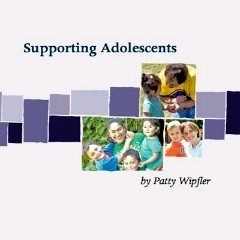 Certified Instructors Store - Supporting Adolescents - Discounted to $4.50 for 8 + copies