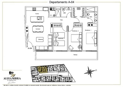 APARTADO A04 - $4,1500,000 (3Rec-105m2+Tza17m2-Nivel PB-Terraza)
