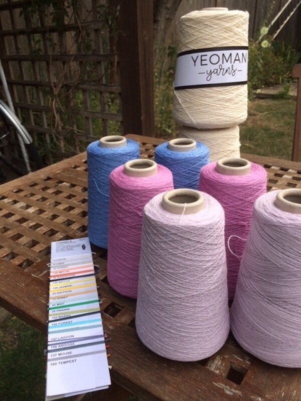 Home machine knitting course - Booking