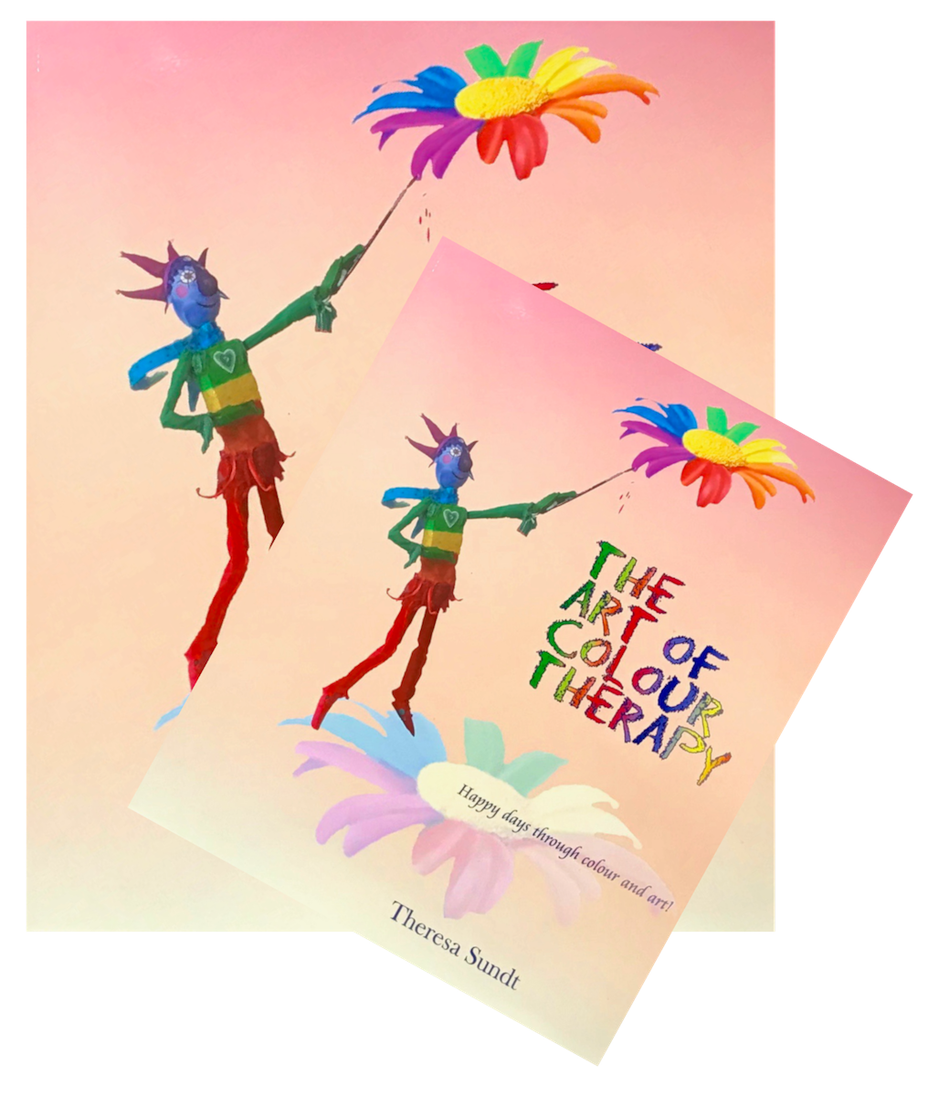 The Art of Colour Therapy