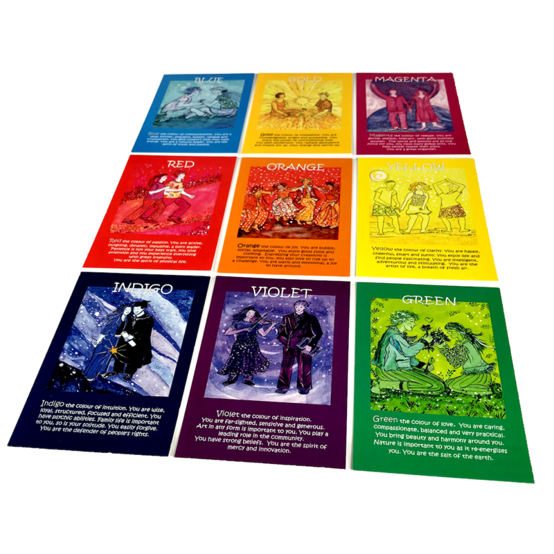 The Nine Personality Cards