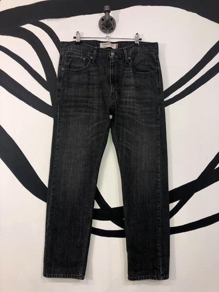 Men's 505 Levi's Straight Leg Jeans