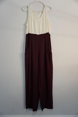 Color Block Jumpsuit Size 13/14