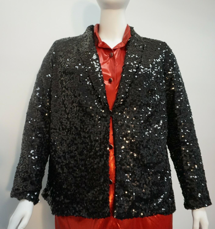 Sequin Jacket Size 1X