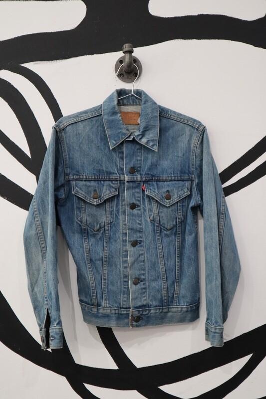 Blizzard of Ozz Levi's Jacket Size S