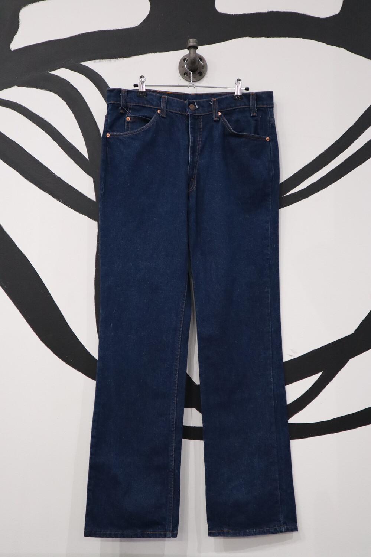 Levi's Orange Tab Jeans