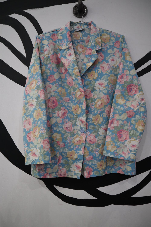 Floral Spring Blazer