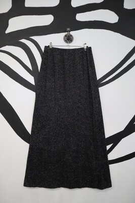 Glitter Maxi Skirt - Women's Size 12