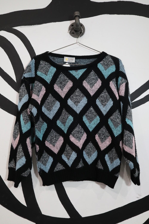Knit Sweater - Womens Medium