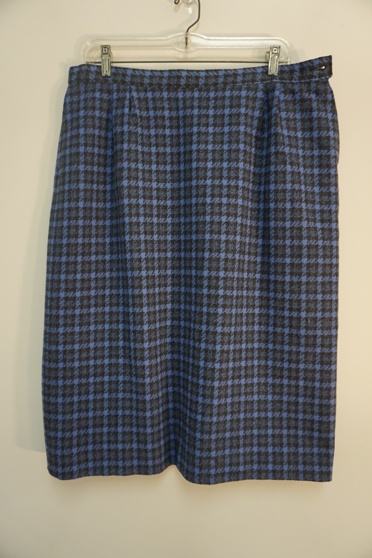 Pendleton Skirt Size 18