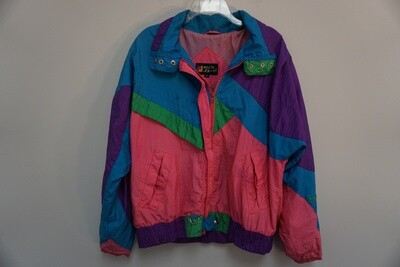 Andy Johns Windbreaker Size Medium