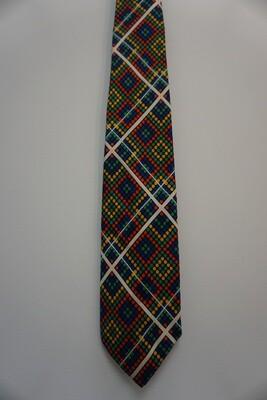 Kelly Pattern Tie