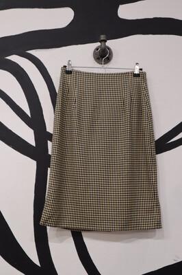 Gingham Skirt - Women's Size 6P