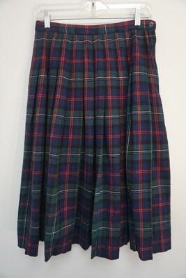 Pendleton Plaid Skirt Size 8