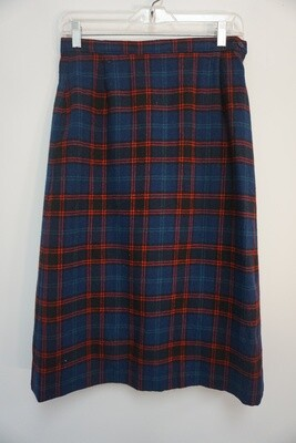 Pendleton Skirt Size 10