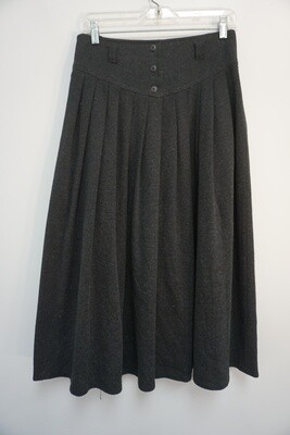 Pleated Skirt Size M