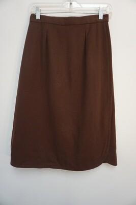 Brown Skirt Size Medium