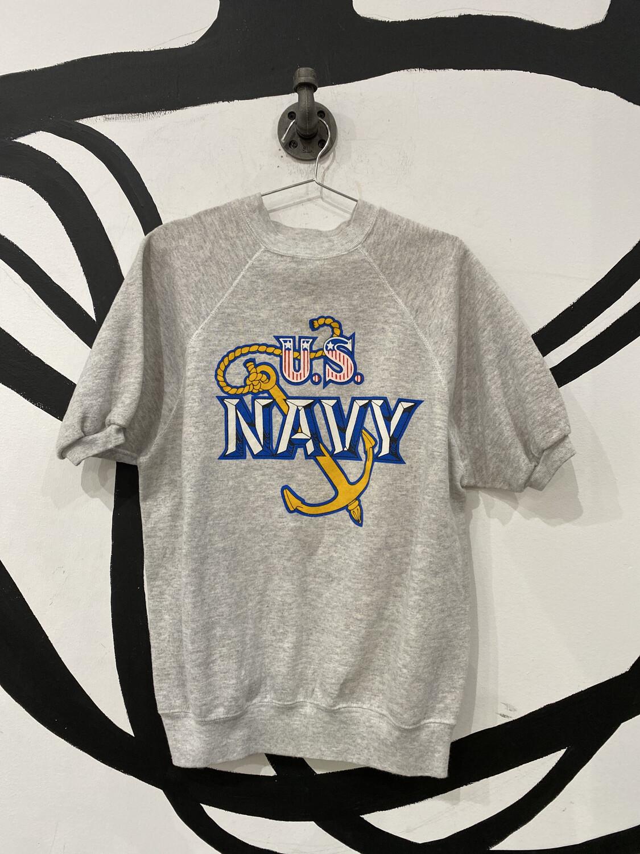 U.S. Navy Crewneck Sweatshirt - Unisex Large