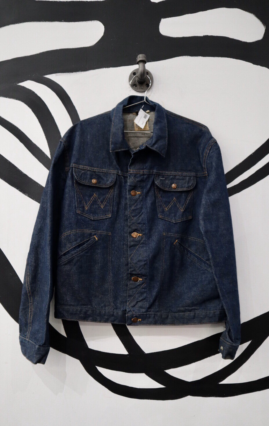 Vintage Wrangler Jacket - Size 44