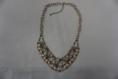 Multi Faux Stone Necklace