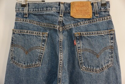 Levis 505 Jeans 31 X 30