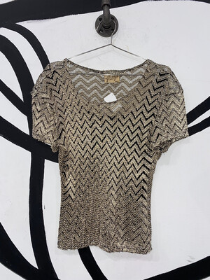 Crocheted Top Size S