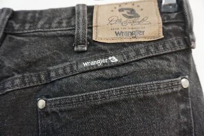 Dale Earnhardt Black Wrangler Jeans Size 34 X 29