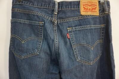 Levi's 514 Jeans Size 34 X 29