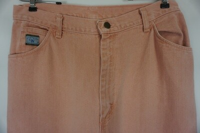 Pink Wrangler Jeans Size 14