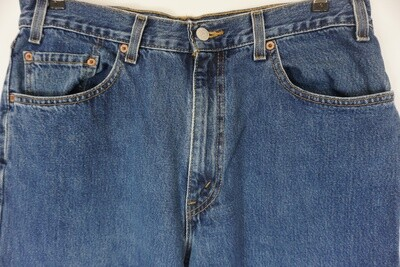Levi's 550 Jeans Size 36 X 29 Made In The USA