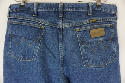 Wrangler Cowboy Cut Collection Jeans Size 36 X 34