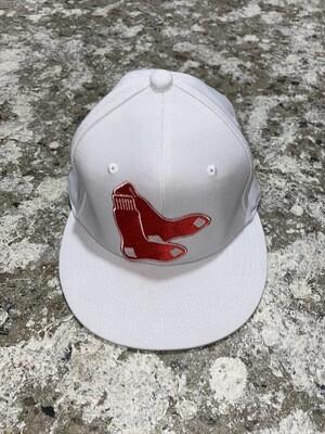 Men's Red Sox Logo Ball Cap