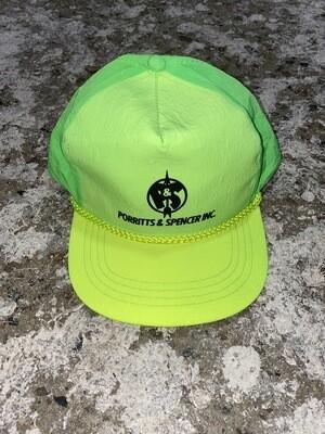 Men's Graphic Vintage Trucker Hat