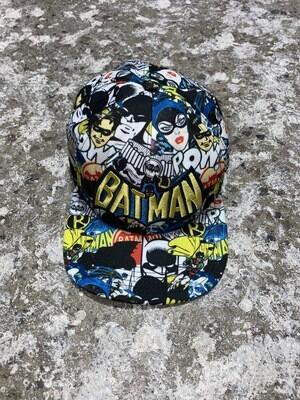 Men's Batman DC Comic Print Hat