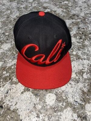 Men's Cali Embroidered Ball Cap