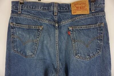 Levis 505 Jeans Size 36 X 31