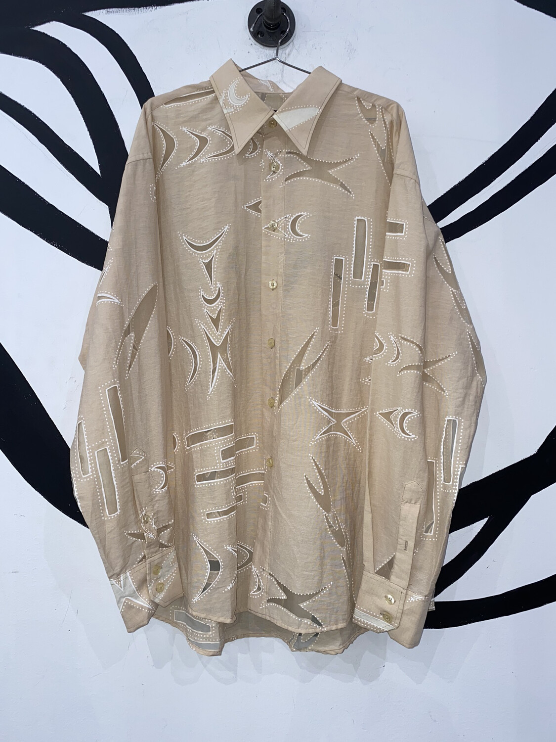 BC Collection Button Up Size XXXL