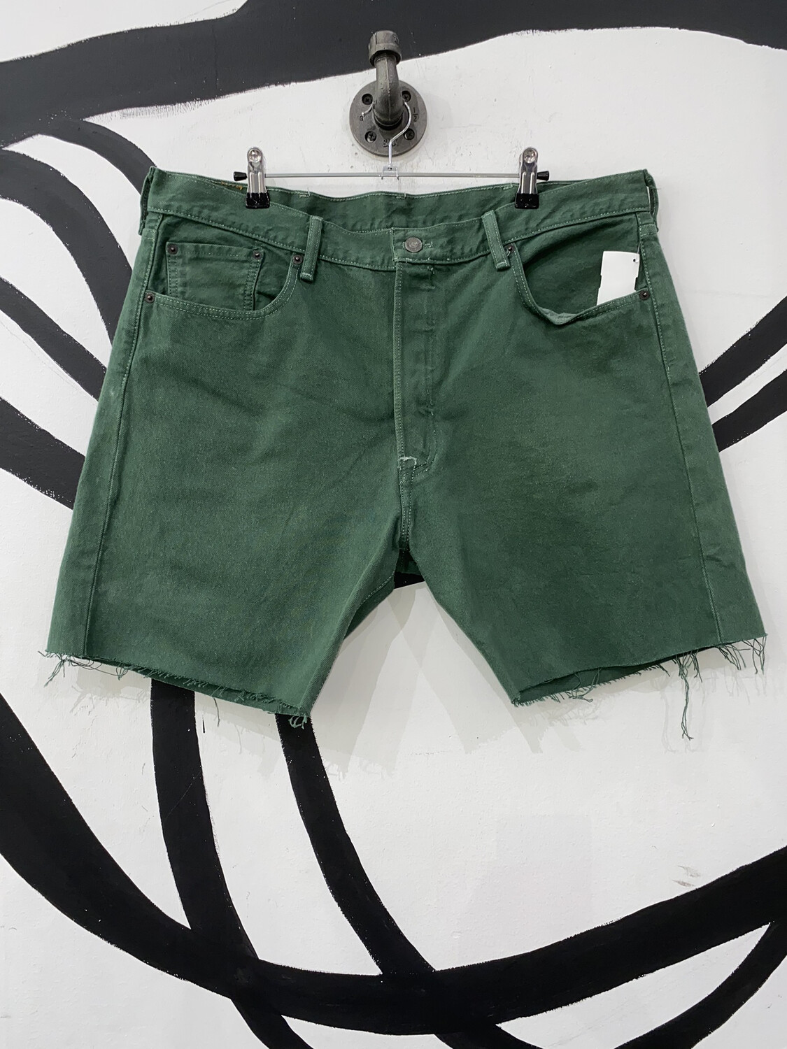 Levi's 501 Denim Shorts 38W
