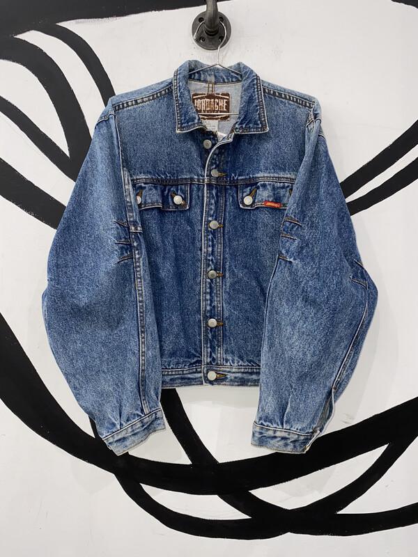 Jordache Denim Jacket Size L