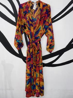 Circa 2000 Wrap Dress Size M