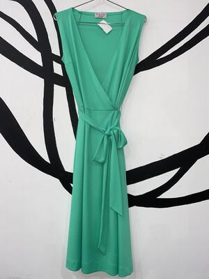 Dorothy Bullitt Wrap Dress Size S