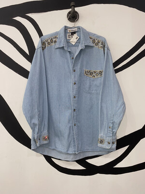 Most Wanted Button Up Size S