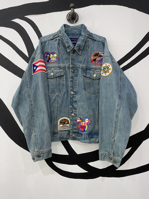 Rokoko Jeans Jacket Size XL