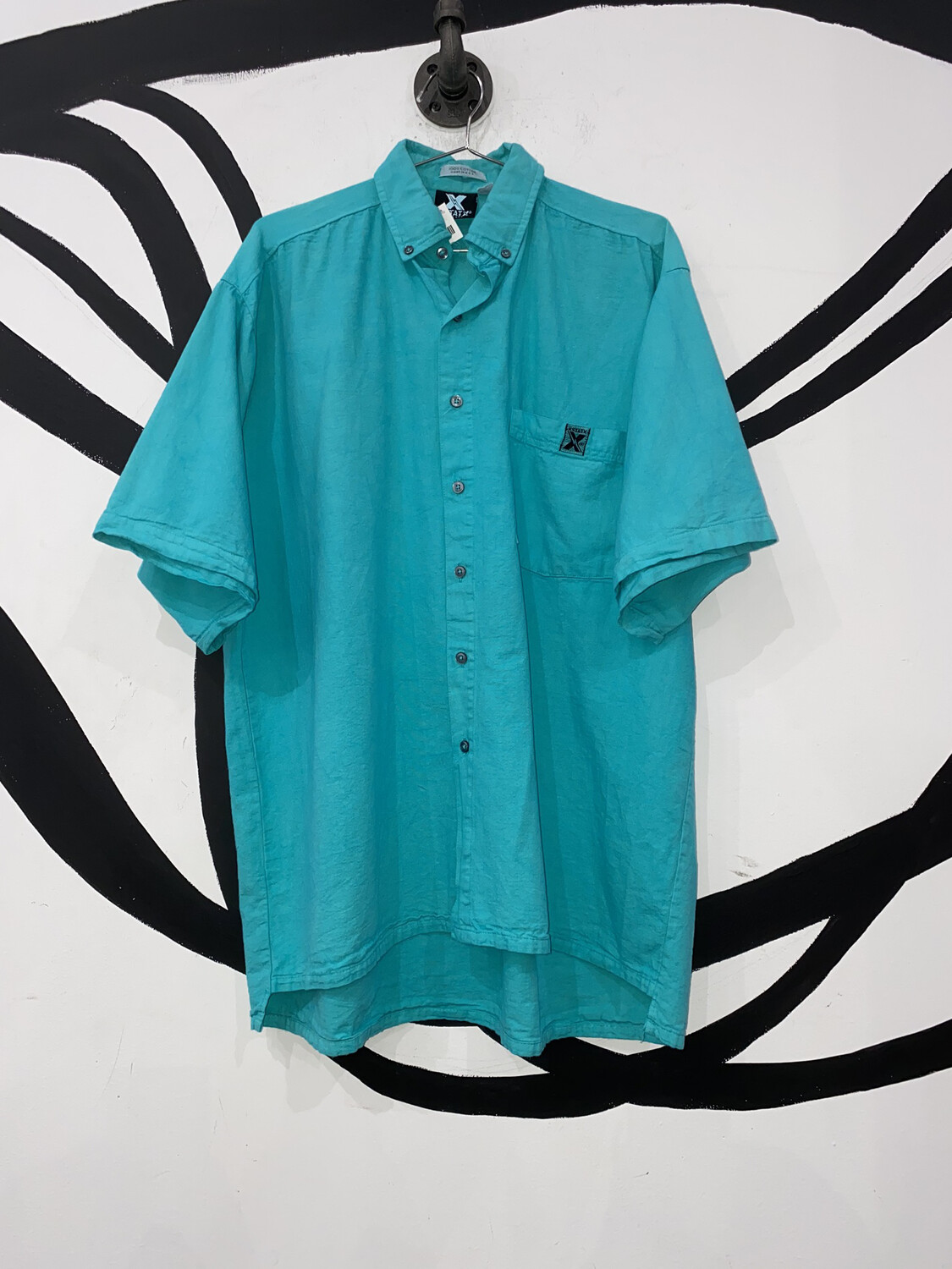Xstatx Button Up Size M