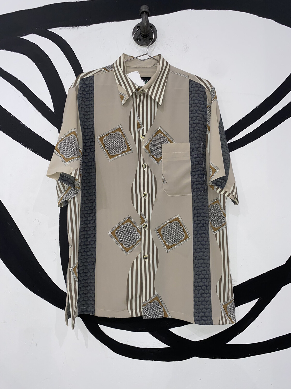 D'Accord Button Up Size M