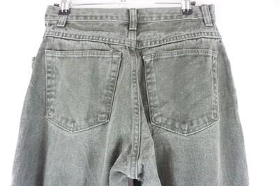 Wrangler Green Jeans Size 10