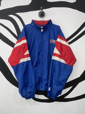 Starter Giants Jacket Size L