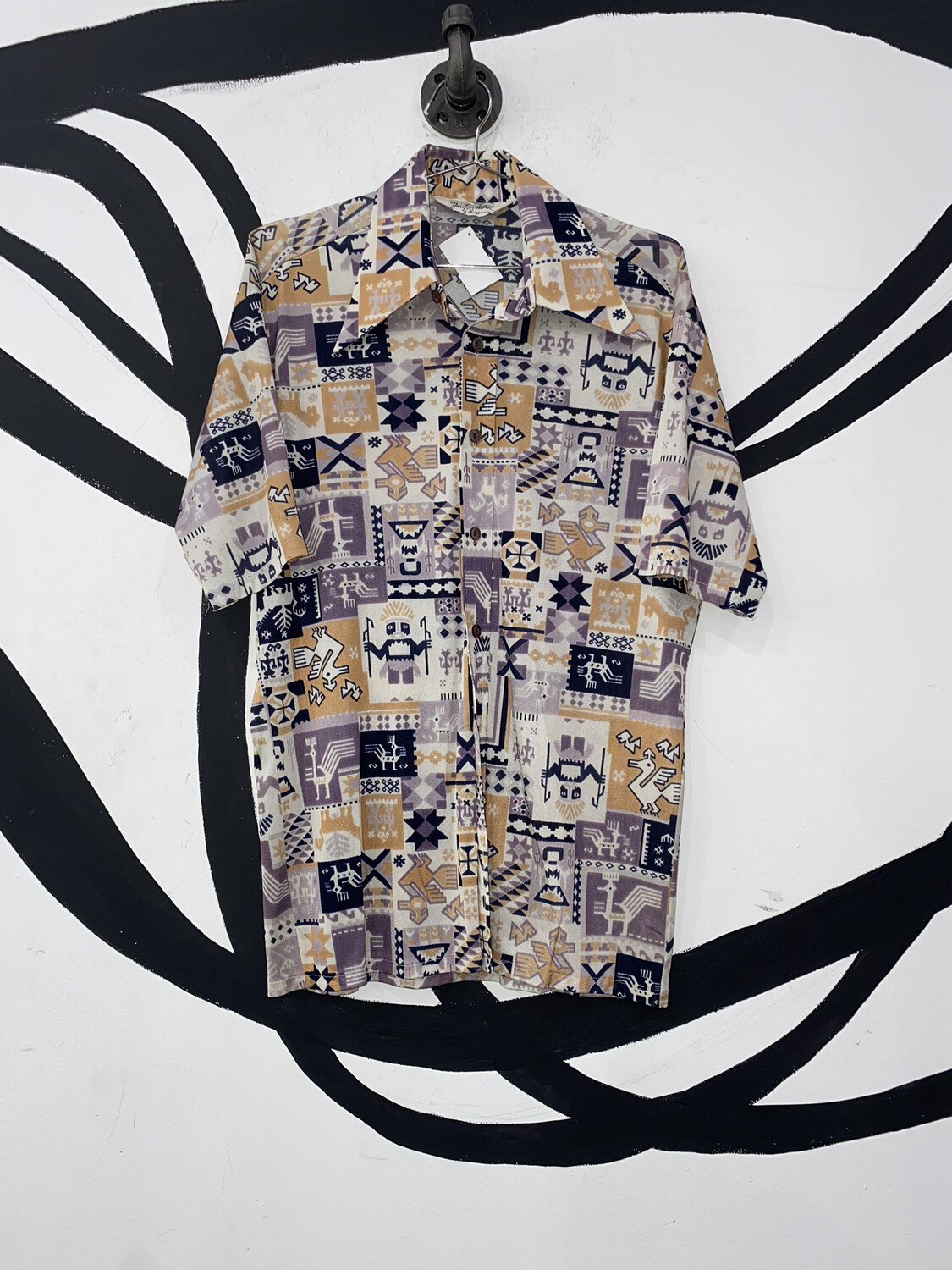 Mister Man Button Up Size S