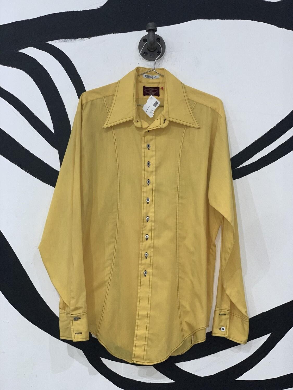 Van Heusen Long Sleeve Button Up Size M